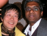 With Kim Chang Won, Korea\'s most winsome song writer and singer